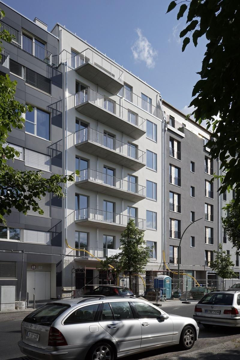 Mietshaus boyenstra e mars architekten - Mars architekten ...